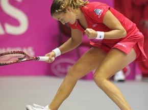 ОАЕ не дали візу на турнір у Дубаї ізраїльській тенісистці