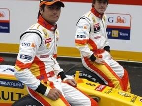 Renault залишиться без титульного спонсора