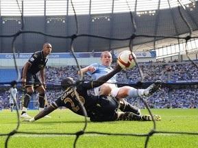 Премьер-лига: Портсмут уверенно переигрывает Ман Сити
