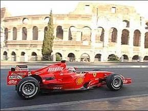 На Гран-при в Риме выделено 150 млн евро