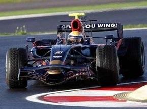 F1: Бурдэ опять стал лучшим в Хересе