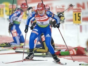 IBU: На допинге попались Юрьева, Ахатова и Ярошенко