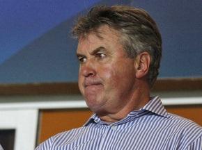 Хиддинк завершит тренерскую карьеру в 2010 году