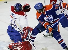 NHL: Канадцы вновь поиздевались над Canadiens