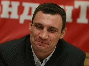 Віталій Кличко відповів на запитання читачів uaSport.net і Кореспондент.net
