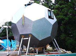 Японці придумали будинок для футбольних вболівальників