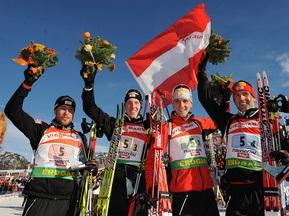Австрійський біатлоніст: Ландертінгер може взяти медаль на ЧС