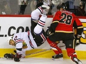 NHL: Бабчук стал первой звездой матча в Сан-Хосе