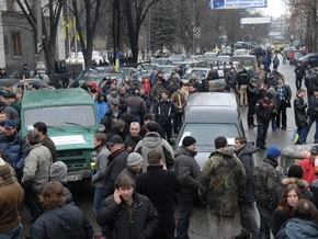 Кореспондент: Масові протести українців загрожують підірвати країну