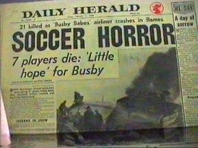 Сегодня 51-я годовщина Мюнхенской трагедии