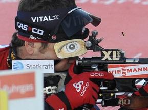 Бьорндален сломал винтовку накануне Чемпионата мира
