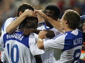 IFFHS: Динамо стало 18-м за підсумками року