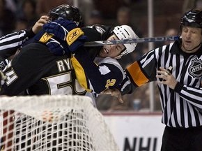 NHL: Битва характеров
