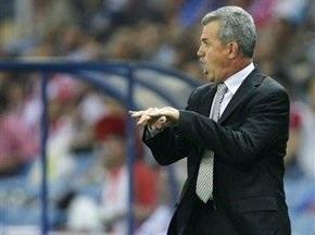 Мадридський Атлетіко звільнив тренера