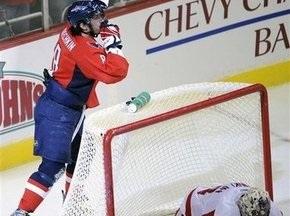 NHL: Вашингтон перемагає завдяки дублю Овечкіна