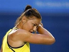 Сафіна вибачилася перед уболівальниками
