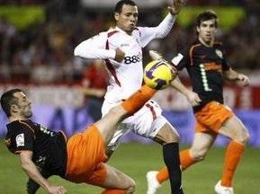 Валенсия выбыла из Кубка Испании