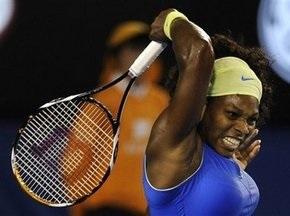 Australian Open: Серена Уильямс вышла в финал