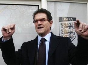 Капелло уверен в законности чемпионств Ювентуса