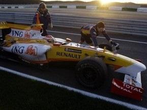Спонсор Renault ING отзовет инвестиции в Формулу-1