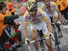 Італійський велогонщик дискваліфікований на два роки