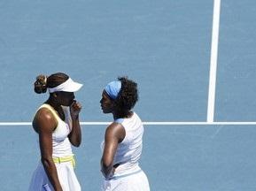 Australian Open: Сестры Уильямс вышли в четвертьфинал