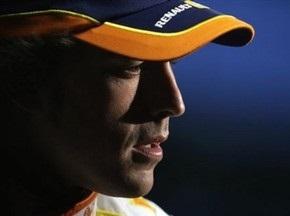 Формула-1: Алонсо худеет ради болида