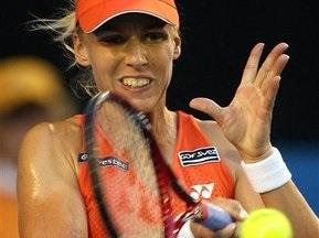 Australian Open: Дементьєва вийшла до 1/8 фіналу
