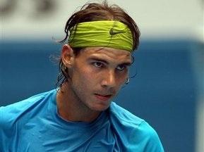 Australian Open: Надаль проходит в третий круг