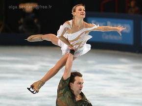 Чемпионат Европы: Украинская пара стала четвертой в короткой программе