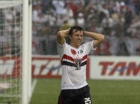 Динамо нацелилось на форварда Сан-Паулу