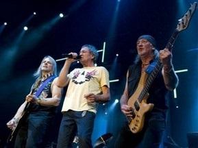 Deep Purple споют на лыжном Чемпионате мира