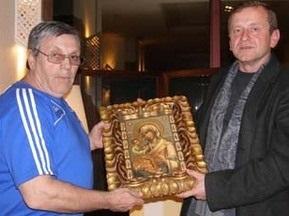 Мадридський священик благословив Динамо