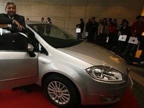 Fiat и Chrysler ведут переговоры о создании СП