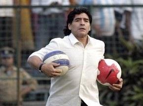 Марадона: Голосовал за Роналдо зная, что Месси лучший