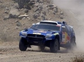 Дакар-2009: 10-й этап приносит два испанских триумфа