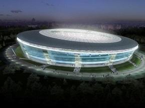 Подготовку к Евро-2012 в Донецке перекладывают на местный бюджет