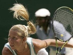 Алена Бондаренко проиграла на турнире в Хобарте
