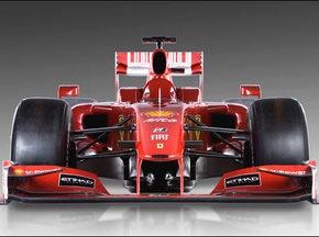 Ferrari презентувала новий болід