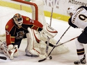 NHL: Флорида побеждает с разгромным счетом