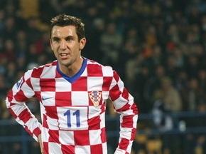 Срна может стать капитаном сборной Хорватии