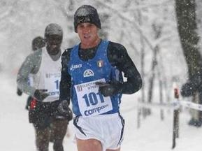 Украинский бегун берет серебро в итальянских снегах