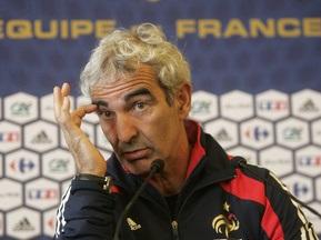 Доменек звинувачує себе у провалі на Євро-2008