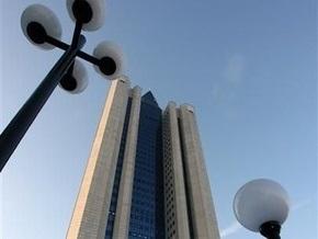Газпром: Возобновление переговоров с Нафтогазом невозможно