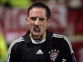 The Times: Бавария отпустит Рибери за 60 млн евро