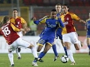 Жажа назван лучшим игроком Чемпионата Украины-2008