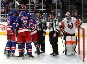 NHL: Битва за Нью-Йорк