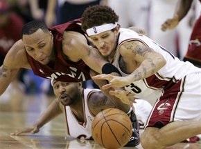 NBA: Клівленд на марші
