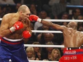 WBA изучит поединок Валуев-Холифилд