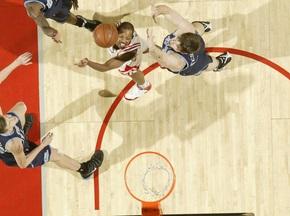 NBA: Успехи украинца не помогли Юте